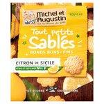 Michel et Augustin Shortbread Bites Lemon 90g
