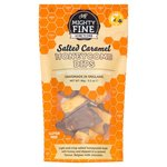Mighty Fine Salted Caramel Honeycomb Dips 90g