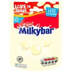Milkybar White Chocolate Buttons Sharing Pouch 94g