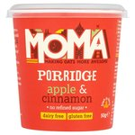 Moma Dairy Free and Gluten Free Apple and Cinnamon Porridge 50g