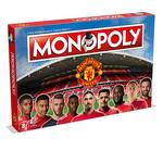 Monopoly Board Game Manchester United FC