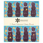 Montezumas 8 Organic Dark Chocolate Cheeky Easter Bunnies 90g