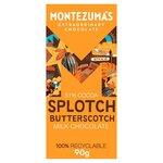 Montezumas Butterscotch Milk Chocolate 90g
