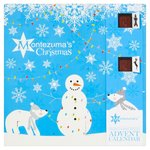 Montezumas Dark Chocolate Advent Calendar 240g