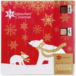 Montezumas Milk and White Chocolate Advent Calendar 240g