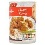 Morrisons Chicken Korma 400g