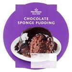 Morrisons Chocolate Sponge Pudding 115g