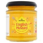 Morrisons English Mustard 185g