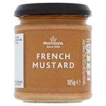 Morrisons French Mustard 185g