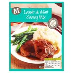 Morrisons Lamb and Mint Gravy Mix 30g
