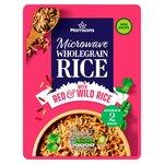 Morrisons Microwave Rice Medley 220g