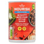 Morrisons Nourish Mexican Chicken and Bean Soup 400g