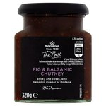 Morrisons The Best Fig And Balsamic Chutney 320g
