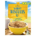 Morrisons Wheat Biscuits 48 per pack