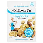 Mr Filberts Simply Sea Salt Mixed Nuts 50g