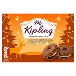 Mr Kipling 6 Chocolate and Orange Whirls