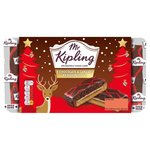 Mr Kipling 8 Chocolate and Caramel Reindeer Slices