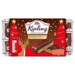 Mr Kipling 8 Chocolate and Caramel Reindeer Slices
