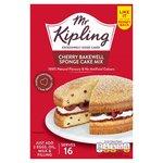 Mr Kipling Cherry Bakewell Sponge Cake Mix 350g