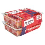 Mr Kipling Smashing Strawberry Slices 6 Pack