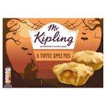 Mr Kipling Toffee Apple Pies 6 per pack