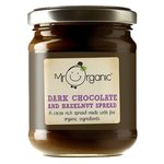 Mr Organic Dark Chocolate and Hazelnut Spread 200g