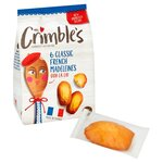 Mrs Crimbles Gluten Free French Madeleines 180g