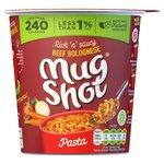 Mug Shot Beef Bolognese Pasta 68G