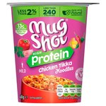 Mug Shot High Protein Chicken Tikka Noodles 68G