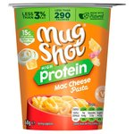 Mug Shot High Protein Mac Cheese Pasta 68G