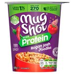Mug Shot High Protein Rogan Josh Noodles 68g