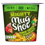 Mug Shot The Mighty Bangin Chicken And Spinach Balti Pasta 110g