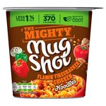 Mug Shot The Mighty Flamin Firecracker Chicken Noodles 110g