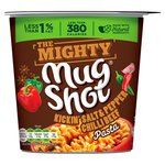Mug Shot The Mighty Kickin Salt And Pepper Chilli Beef Pasta 110g
