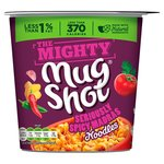 Mug Shot The Mighty Seriously Spicy Madras Noodles 110g