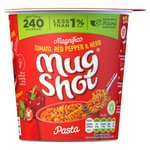 Mug Shot Tomato Red Pepper And Herb Pasta 68G