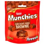 Munchies Chocolate Fudge Brownie Pouch Bag 101G