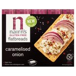 Nairns Gluten Free Flatbread Caramelised Onion 150g