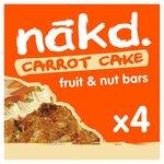 Nakd Carrot Cake 4 Pack