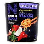 Naked Noodle The Big One Fiery Chicken Panang 104g