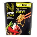 Naked Noodle The Big One Singapore Curry 104g