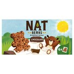 NAT Bears Chocolate Cereal 6 per pack