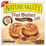 Nature Valley Nut Butter Cups Almond 4 Pack
