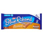 Nestle Blue Riband Caramel 8 Pack