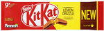 Nestle Kit Kat 2 Finger Lemon Drizzle 9 x 20.7g