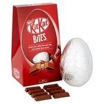 Nestle Kit Kat Bites Easter Egg And Chocolate 245g