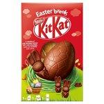 Nestle Kit Kat Bunny Milk Chocolate Giant Egg 295g