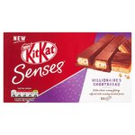 Nestle Kit Kat Senses 2 Finger Millionaires Shortbread 5 Pack