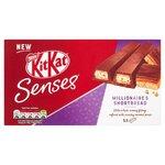 Nestle Kit Kat Senses 2 Finger Millionaires Shortbread 5 Pack
