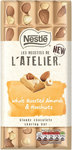 Nestle Les Recettes de l'Atelier Blonde Chocolate Almonds and Hazelnuts 195g